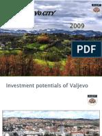 Valjevo investment