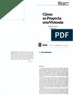 Como Se Proyecta Una Vivienda - Ediciones CEAC