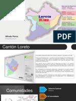 Loreto en Cifras