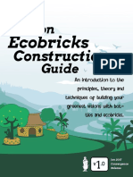 ecobrick construction guide