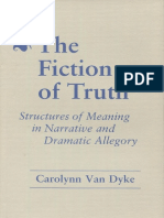 Carolynn Van Dyke - The Fiction of Truth_ Structures of Meaning in Narrative and Dramatic Allegory-Cornell University Press (1985).pdf