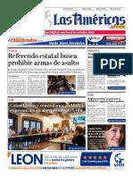DIARIO LAS AMÉRICAS Edición digital del martes 8 de octubre de 2019