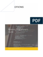 IMotions 7.0 Programming Guide (January 2018)