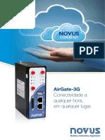 Catálogo Airgate-3g e Nuvem