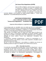 Diciplinar Internacional AVPN