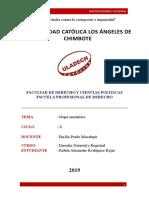 Actividad 04 - Derecho Notarial y Registral