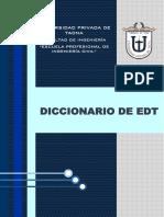 5.- Diccionario de La Edt