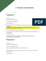 Evaluación 1 Finanzas Corporativas 01