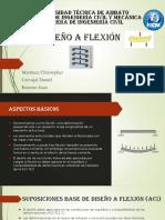 Diseño a Flexión (5)