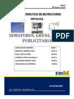 Proyecto Final Metalica Semaforo Valla Grua
