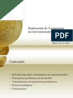 Explotación de Yacimientos no-convencionales.pptx