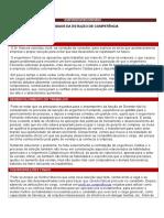Formulário de Estação de Competencia Empreendedorismo