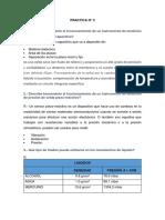 Practica Instrumentacion numero 3 Presion