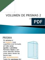 Volumen de Prismas 2