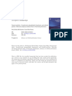 Emulsificantes y Biosurfactantes