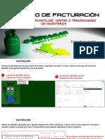 Guía - Carga Plantilla Ventas e Inventarios