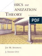 [Public administration and public management original textbook series.] Shafritz, Jay M._ Ott, J. Steven - Classics of organization theory (2004, 中国人民大学出版社)(1).pdf