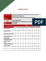 Programa de Auditoría