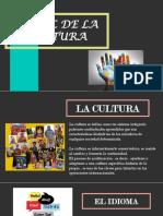 rol de la cultura