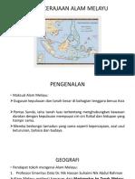 Bab 1 Kerajaan Alam Melayu