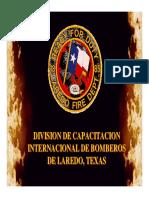 Manual de capacitacion de bomberos
