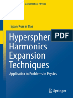 [Theoretical and Mathematical Physics] Tapan Kumar Das - Hyperspherical Harmonics Expansion Techniques_ Application to Problems in Physics (2015, Springer).pdf