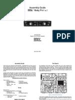 GKL Audio GKit BabyPreV4.1 AssemblyGuide
