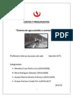 Informe Costos y Presupuestos (1)