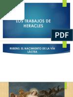 Los Trabajos de Heracles