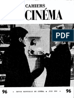 Cahiers du cinema
