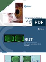 evaluacion superficie ocular