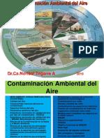 Contaminacion Ambiental Del Aire-2019