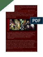 La Biodiversidad o Diversidad Biológica Es La Variedad de La Vida
