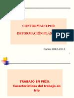 Conformado Def Plástica 2012