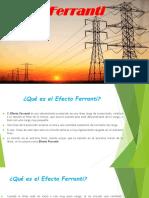 Grupo 5 Efecto Ferranti