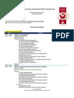 Programa Congreso CEJ 2010 - Versión Promoción