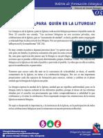 Boletín Litúrgico 003 PDF