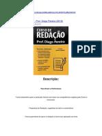 Curso de Redação - Prof. Diego Pereira (2018).docx