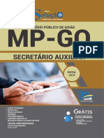 Apostila Digital Mp-go - 2019 - Secret Rio Auxiliar PDF