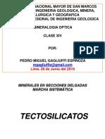 clase 15 tectosilicatos