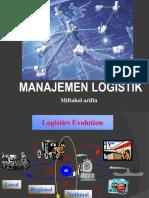 Manajemen Logistik