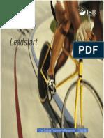 ISB Brochure 2006
