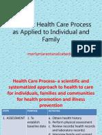 Conhealth care process.ppt