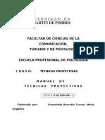 Manual de Tecnicas Proyectivas