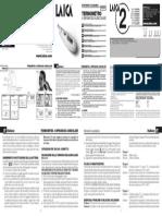 Manual de termometro digital
