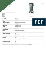 Data sheet tele radio