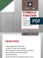 CS 1 - 3.4 - Formula and Function