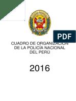 COP 2016 RD 1180 Estructura Nueva 2016 (1)