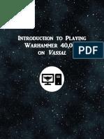 Vassal Guide