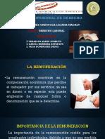d Laboral Sentencia - Remuneracion